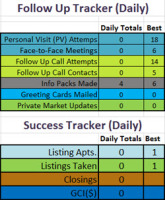 20 November 2014 Follow Up Tracker